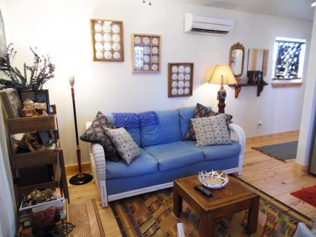 Click to enlarge image Relaxation is important and this is a great spot. - Casita Jardin, 1 Bedroom, 1 Bath Upper Floor Bungalow, Sleeps 2, - No children, No Pets, Walk to Restaurants, Nightlife, and Shopping